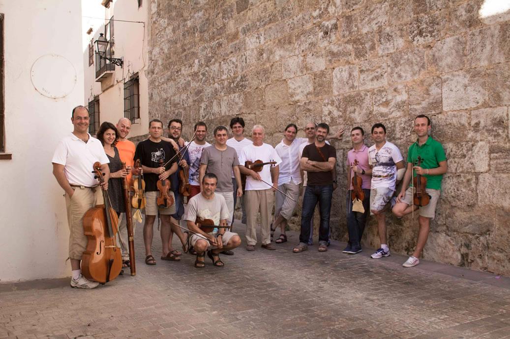 """Participants en el disc """"Flauto a Napoli?"""""""
